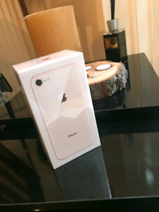 Gold iPhone 8 Brand New Sealed in Box-Warranty/receipt