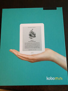 Kobo mini brand new