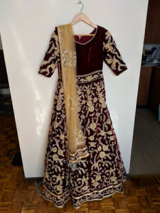 indian Bridal Lehenga/ Gown for sale