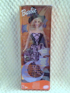 "Halloween Glow Barbie ""Special Edition"" circa 2002"