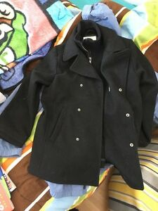 H&m wool coat size 6-7 kids
