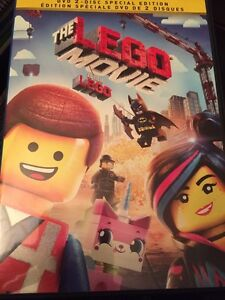 The lego movie .... Film de Lego