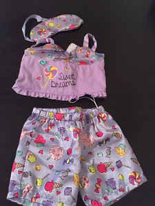 Build-A-Bear PJ Outfit