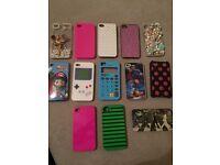 iPhone 4 cases.