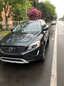 2016 XC60 FOR SALE! WINTER TIRES AND ALUMINUM RIMS INCLUDED!