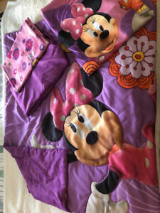 Infant/Toddler Minnie Mouse Bedding