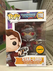 Pop Guardians of the Galaxy vol2 #198 Star Of Lord Chase