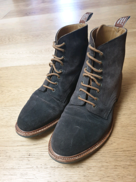 73e6f1c60d8a RM Williams - Rickaby Lace Ups   Men's Shoes   Gumtree Australia ...