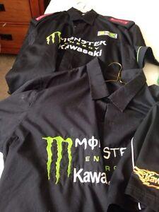 Kawasaki crew shirts