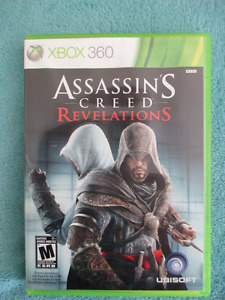Assassin's Creed Revelations (XBox 360).