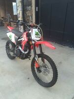 Gio x31 dirt bike MINT