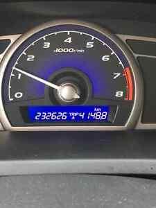 2006 Honda Civic Berline