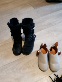 FREE Girl's ankle and taller boots size EU 29 + EU 30