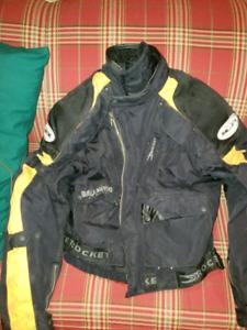 Manteau de moto Joe Rocket