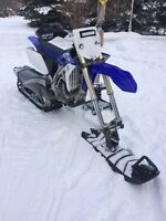 Snow bike for sale