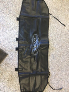 Super duty Winter grille cover @ Hall's Auto and Truck Parts
