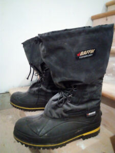 "Men's BAFFIN boots - ""James Bay"" style"