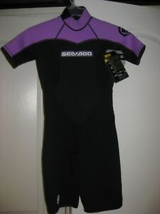 Women's Shorty Wetsuit; Never Used