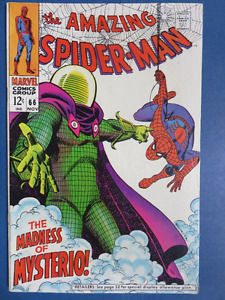 Amazing Spider-Man - Lot of 2 - 66 & 67
