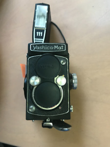 Yashica Mat Camera 70 years old