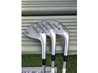 Golf Wedges, Various Brands available