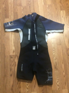 Men's Medium Seadoo Wetsuit