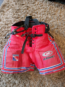 Youth medium goalie pants