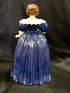 "Franklin Mint 1984 HENRIETTA ""The Pavane"" FIGURINE Peterborough Peterborough Area image 3"
