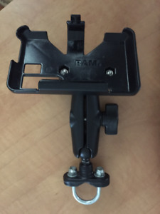Garmin GPS motocyclette RAM MOUNT for motorcycle