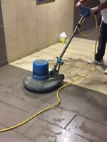 Commercial cleaning, post construction cleaning (Mississauga)
