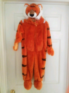 3T Tiger kids animal dressup Halloween costume