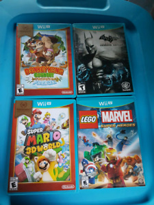 10 wii games jeux