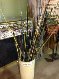 Fishing Rods $5+up at Great Pacific Pawnbrokers