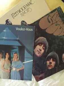 Vinyl LP's in original sleeves Best offer