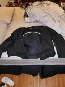 Speed and strength mens jacket