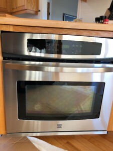 Undercounter or Wall Oven
