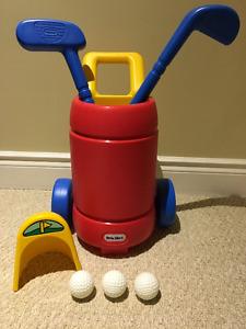Little Tikes Easy Hit Golf Set