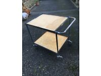 Workshop/Shed Trolley