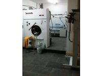 Dry Cleaning Machine - Secomatic MS 26