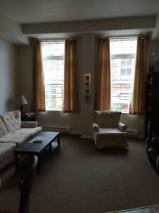 Bright, Quiet One Bedroom Apt., Available
