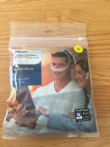Respironics DreamWear Nasal CPAP Mask and Headgear Fitpack