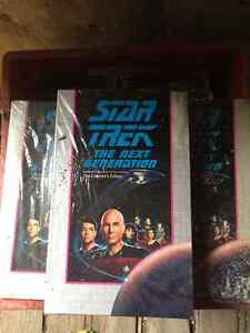 Star Trek VHS The Next Generation Stratford Kitchener Area image 1