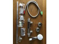 Mira Coda thermostatic bar mixer shower RRP £110