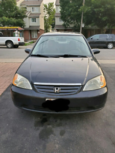 Honda civic 2002 lx