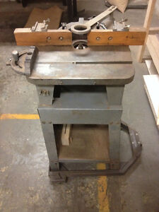 Rockwell Shaper/Router-Commercial Grade