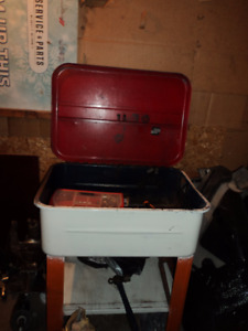 parts washer tank only