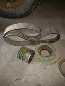 Cylinder slow down kit for 9600