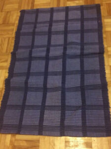 Small Blue Rugs