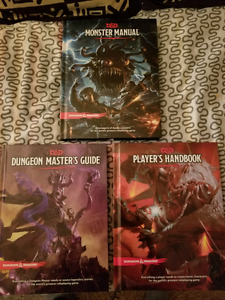 D and D Books