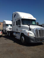 2012 FREIGHTLINER CASCADIA HIGHWAY TRUCK FOR SALE